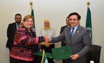 المنظمة العربية للتنمية الإدارية تُنفذ أول مشروعات دمج الأطفال ذوي الإعاقة في المجتمع