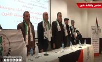 بالفيديو: انتخاب هيئة جديدة لنقابة النقل على الطرق في رام الله