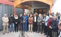 هيئة مسيرات العودة تكشف نتائج اجتماعها مع الوفد الأمني المصري