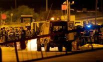 الاحتلال يهاجم مركبات