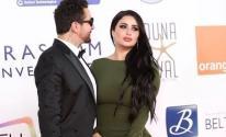 أحمد الفيشاوي و زوجته