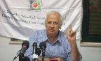 لجنة الانتخابات تكشف أسباب تأجيل زيارة حنا ناصر لغزّة؟!