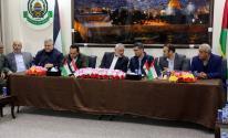 الوفد الأمني المصري يلتقي قيادة حماس وهيئة مسيرات العودة في غزّة