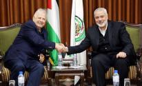 ناصر يُغادر غزّة إلى رام الله لإطلاع الرئيس على نتائج لقاءاته بالفصائل