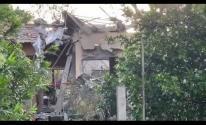 قصف تل ابيب