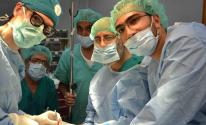 إجراء عملية نادرة لطفلة في مستشفى الخدمة العامة بغزّة