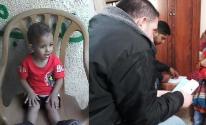شاهد بالصور: حساب وهمي يُعلن خطف الطفل