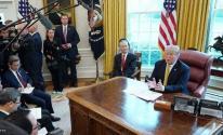 الرئيس الأميركي:  يؤكد أن الاتفاق التجاري مع