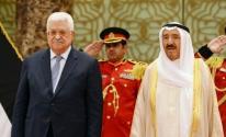 عباس في الكويت