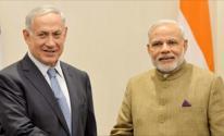 الهند واسرائيل