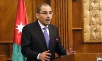 الصفدي: لا دولة في غزّة أو بدونها والأردن مستعد للتعامل مع أي طارئ