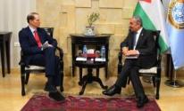تقاصيل لقاء اشتيه مع السيناتور الأميركي برام الله