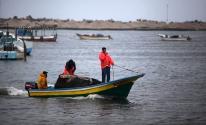 الاحتلال يُعلن زيادة مساحة الصيد في بحر قطاع غزّة