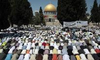 الجمعة الاولى من رمضان