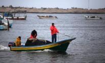 الاحتلال يُعلن تقليص مساحة الصيد في بحر قطاع غزّة