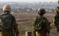 الاحتلال يستهدف أراضي المواطنين شرق قطاع غزة