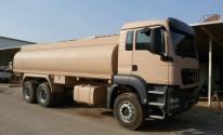 الاحتلال يفرض غرامة مالية على مواطن من الأغوار مقابل الإفراج عن صهريج مياه