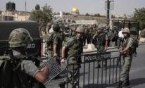 اجراءات امنية في القدس