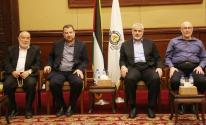 حماس تكشف عن بدء أوسع مرحلة في تطبيق تفاهمات كسر الحصار عن غزّة