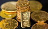 الذهب: يصعد لمستويات قياسية ليلامس أسعار مارس 2014