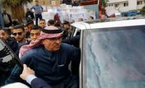 العمادي يصل غزة