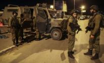 اعتقال شاب فلسطيني
