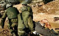 إصابة 4 جنود إسرائيليين إثر إنفجار قُرب حدود غزّة