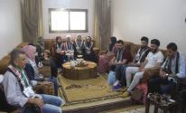 بالصور: الشبيبة الفتحاوية تطلق حملة لتكريم طلبة المستويين العاشر والحادي عشر