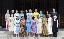 من هو الرجل الوحيد وسط زوجات زعماء قمة العشرين؟