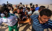 اصابة شاب برصاص الاحتلال