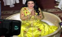 بالفيديو: سمية الخشاب عن الزفة المغربية: كنت عروسة في ليلة زفافها