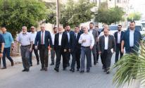 الكشف عن موعد زيارة الوفد المصري إلى غزّة