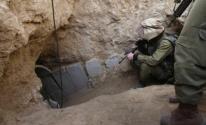 تفاصيل جديدة حول النفق الذي تم اكتشافه من قبل جيش الاحتلال على حدود غزة