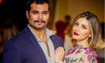 سارة نخلة و أحمد عبد الله محمود