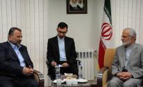 حماس في طهران