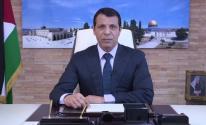 دحلان يُهنئ كريمة الشهيد ياسر عرفات بحصولها على الماجستير