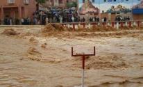 مصرع سبعة أشخاص جراء فيضانات جنوب المغرب