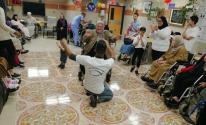 التجمع الوطني المسيحي ينظم يوم فرح للمسنين في القدس القدس