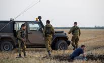 إصابة 3 جنود إسرائيليين برصاص قناصة من داخل حدود غزّة