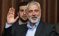 هنية: تفجيرات غزّة جاءت ليستثمرها العدو في حربه على جبهة الشمال