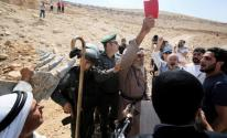 الاعتصام المفتوح في منطقة المنطار