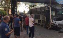 إصابة 5 أشخاص إثر انفجار قنبلة جنوب تركيا