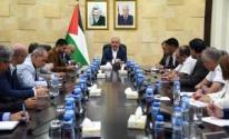 اشتيه يلتقي ممثلي مؤسسات المجتمع المدني برام الله