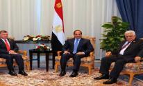 تفاصيل لقاء الرئيس عباس مع العاهل الأردني والرئيس المصري في نيويورك