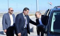 وفد أمني مصري يصل غزّة خلال أيام لبحث هذا الملف!!