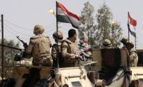 مقتل 15 متشددًا خلال تبادل لإطلاق النار غرب مدينة العريش