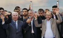 حماس تُعقب على حديث