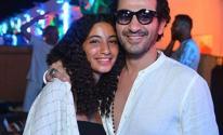 أحمد حلمي و ابنته