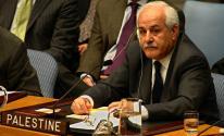منصور يكشف عن جلسة مفتوحة لمجلس الأمن الشهر الحالي لبحث القضية الفلسطينية