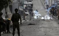 إصابات بمواجهات مع قوات الاحتلال في حي الطيرة غرب رام الله